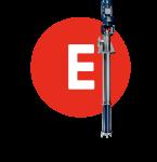 Вертикални помпи Серия E